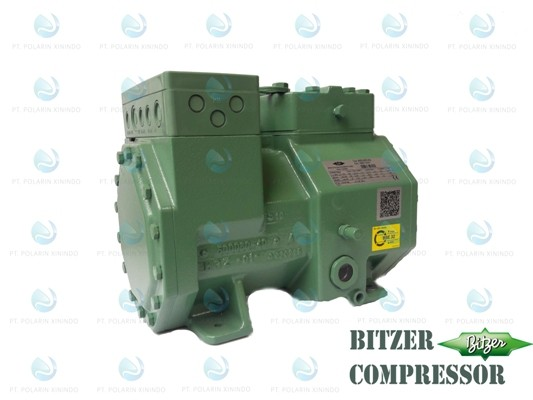 compressor bitzer Tampak samping533pc