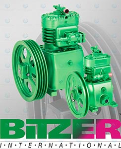 Bitzer Compressor Open Type