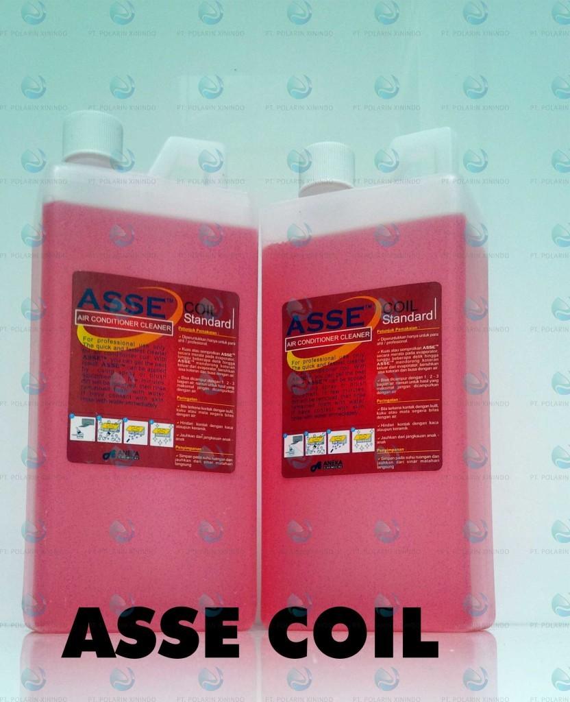 Cairan pembersih AC ASSE Coil
