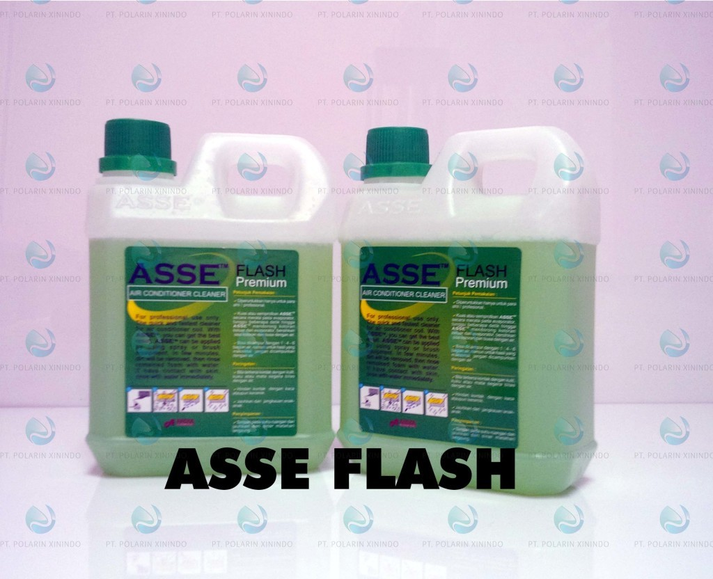 Cairan pembersih AC ASSE Flash