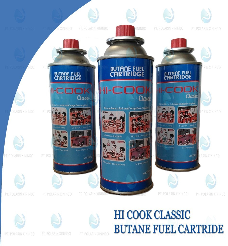 jual hi cook hicook gas portable dengan harga murah di Tangerang