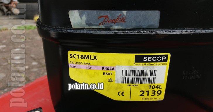 Jual Compressor Secop SC18MLX - Polarin.co.id