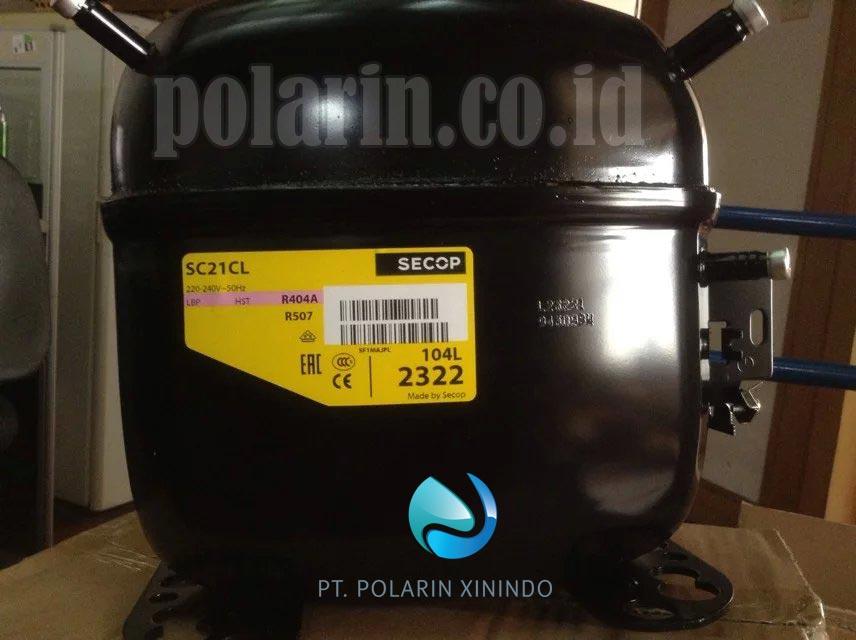 Jual Compressor Secop SC21CL - Polarin.co.id