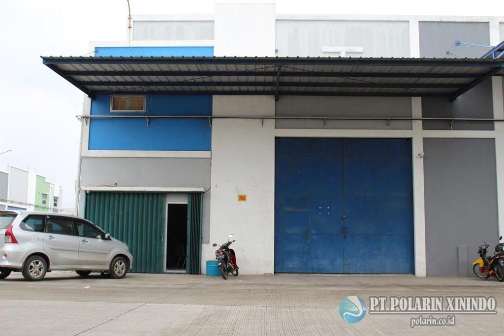 Kantor dan Gudang Polarin Xinindo di Tangerang